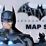 Batman: Arkham Origins – Walk Across the Map