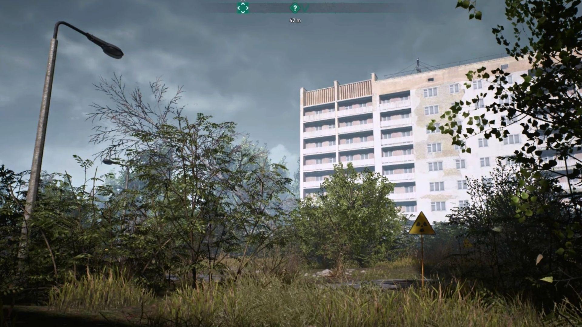 Chernobylite all maps