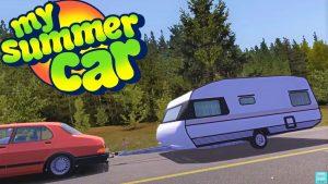 MySummerCar Drive Fast