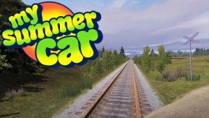 My Summer Car Map size