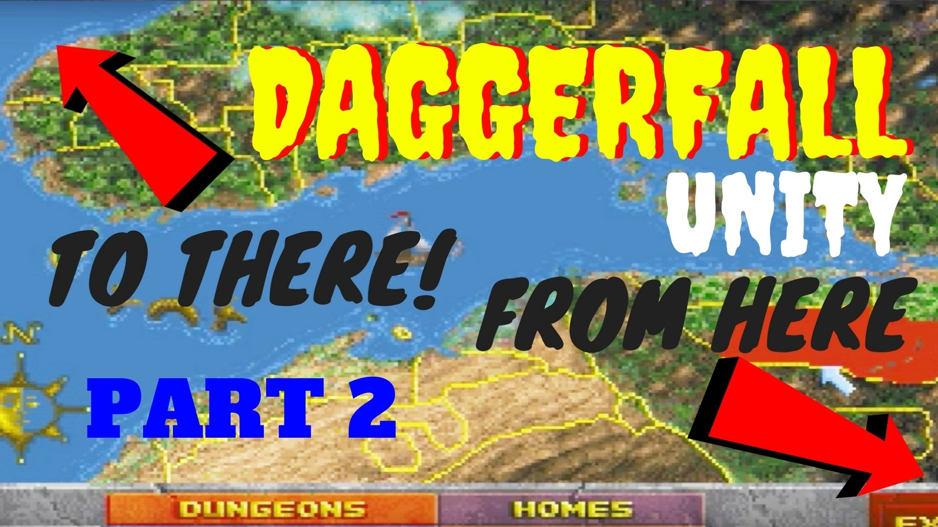 Daggerfall Unity Part 2