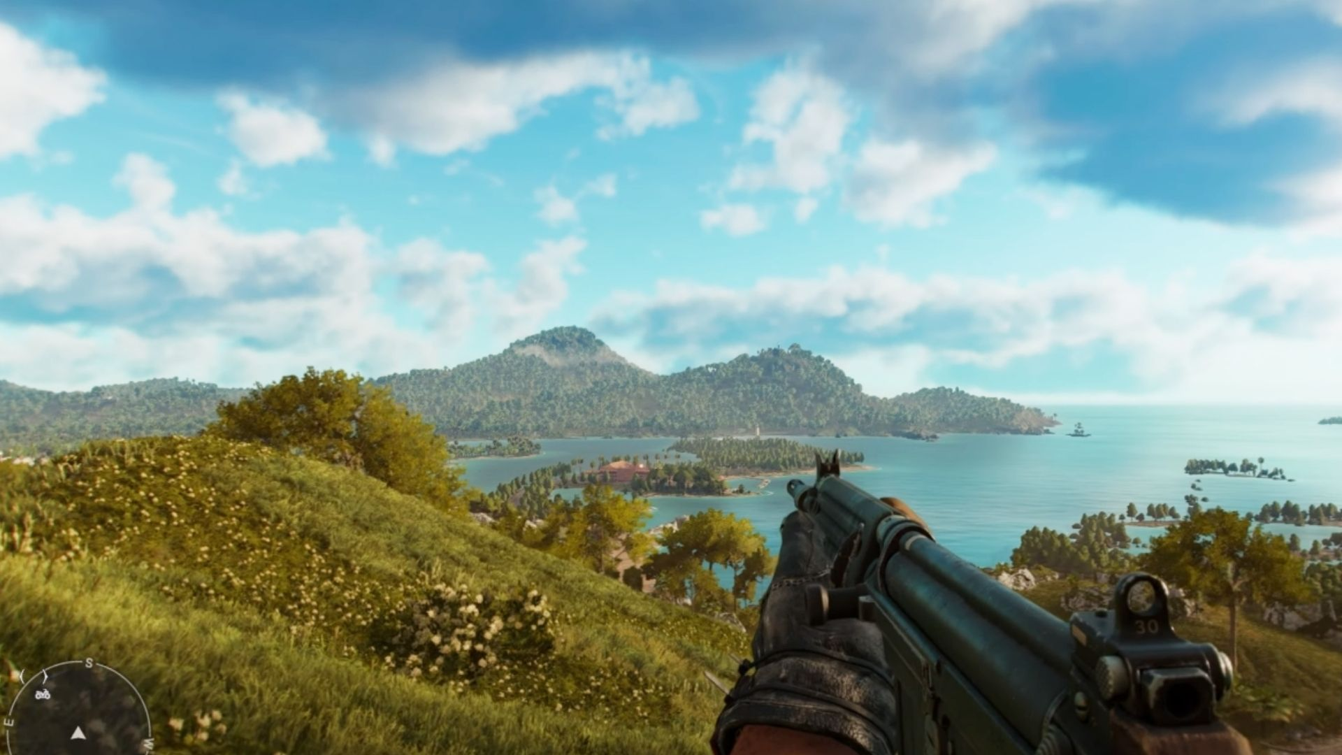 Far Cry 6 map size