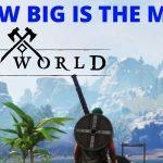 New World – Walk Across the Map